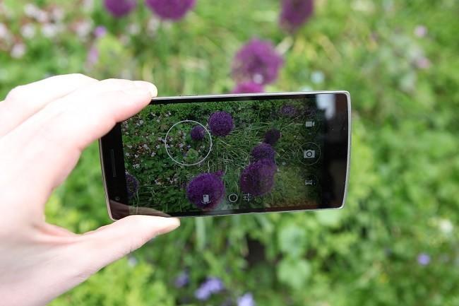 OnePlus One camera
