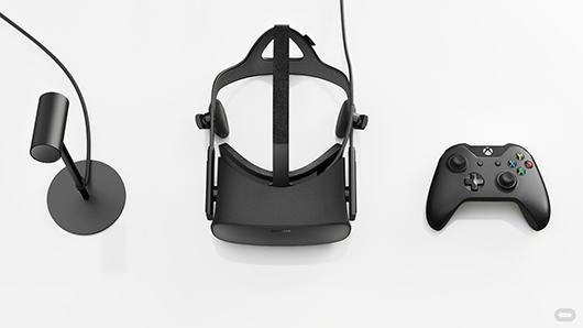 Rift with Xbox controller