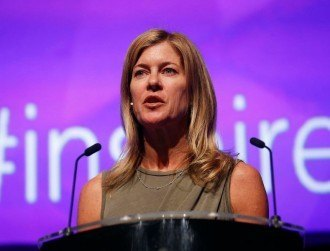 Robin Hauser Reynolds: 'Diversity equals innovation'