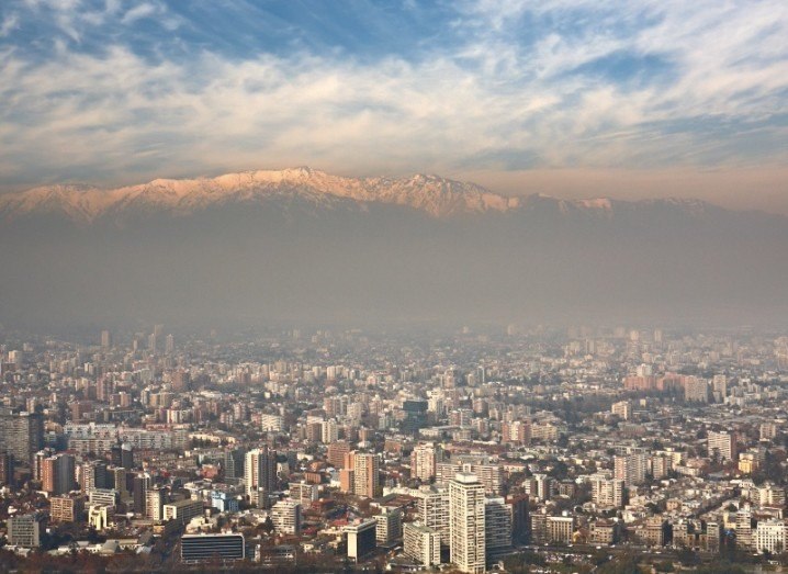 Santiago Chile – Environmental emergencies