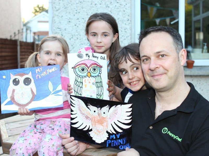 PennyOwl app helps smart kids wisely manage their pocket money