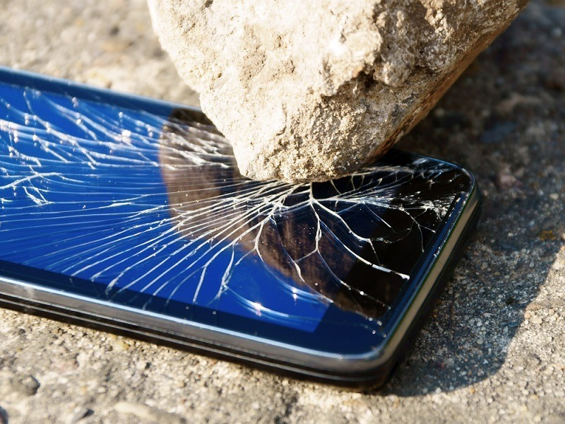 Mobile phone destruction tester is now a career option