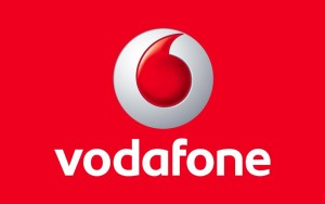 Vodafone homepage link