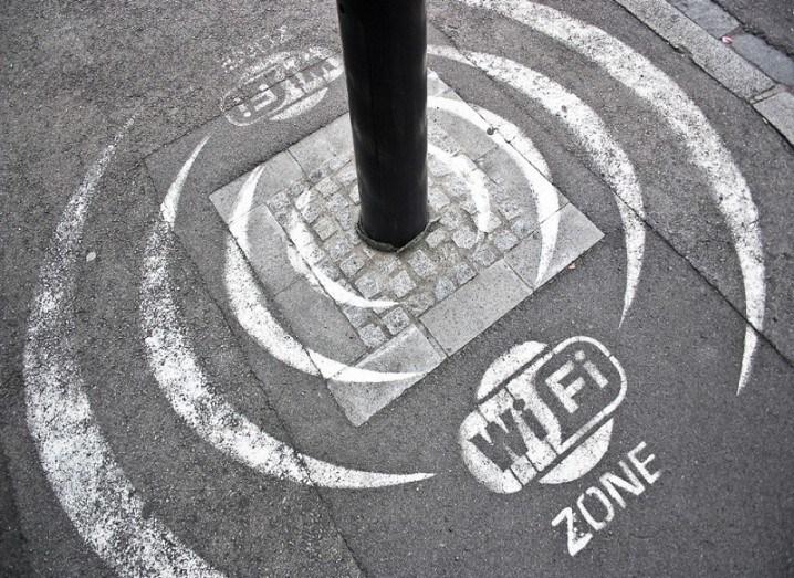 Wi-Fi public zone