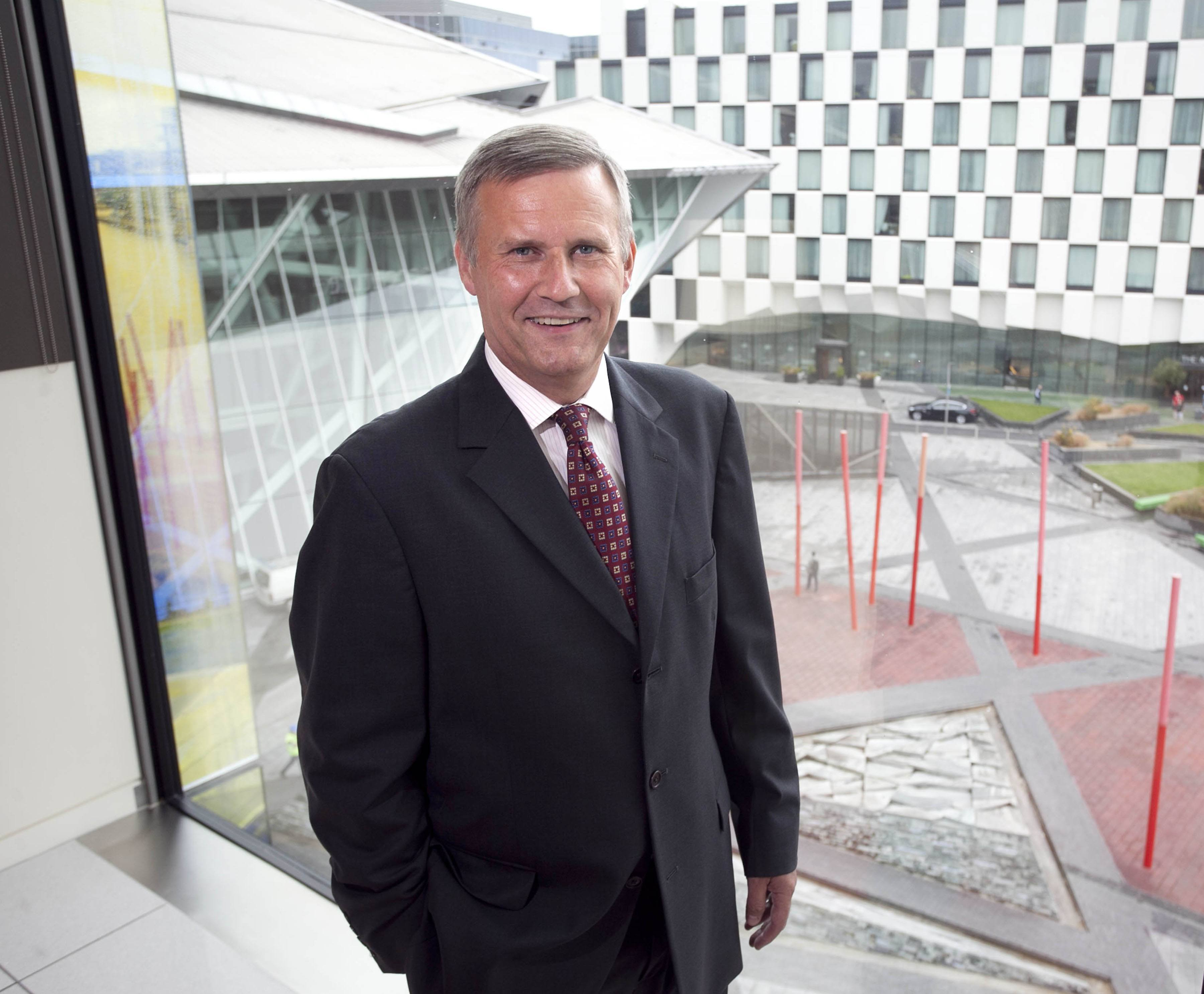Alastair Blair: 'As office space risks running out, Dublin needs an IFSC for start-ups'