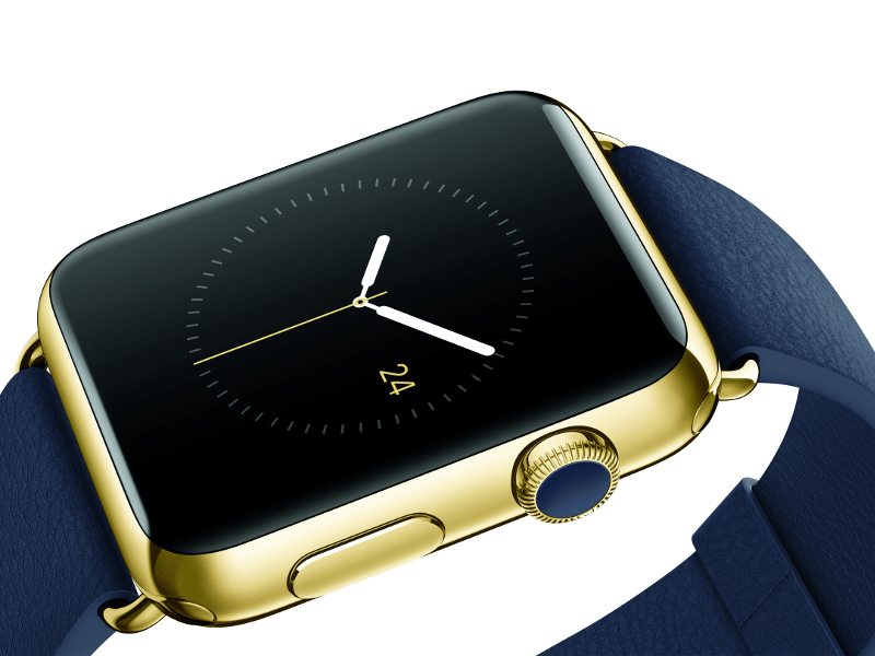 Apple confirms availability of Apple Watch in seven more countries