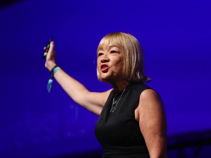 Cindy Gallop: 'I want to see women making huge exits from start-ups'