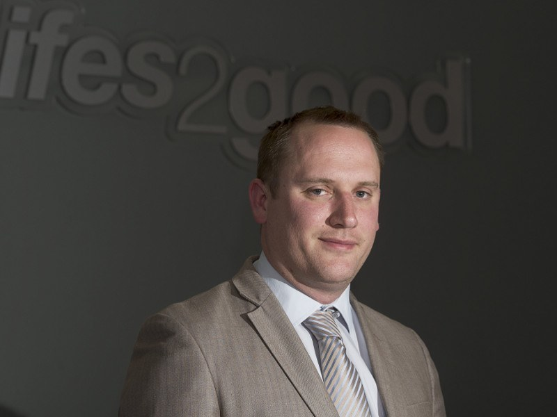 Five minute CIO: Gareth Rogan, Lifes2good