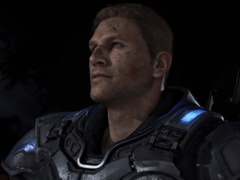 Gears of War 4 gameplay footage showcased at E3