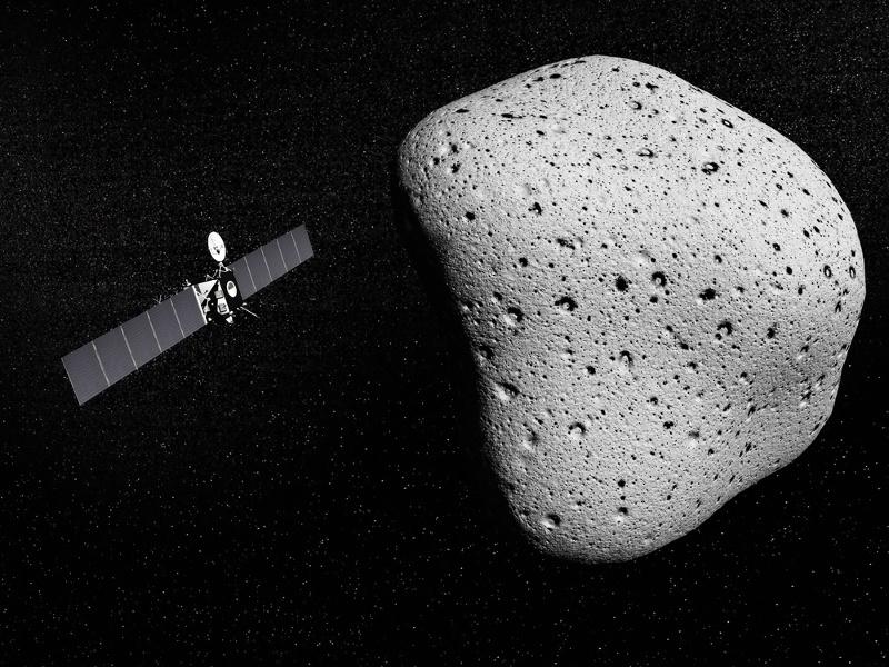 Rosetta's Philae Lander wakes up and starts talking