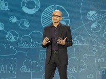 Microsoft CEO Satya Nadella warns of 'tough choices' for software giant