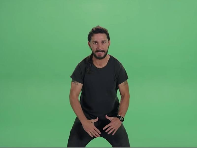 Shia LaBeouf's 'motivational speech' might inspire some Leaving Cert students – Gigglebit
