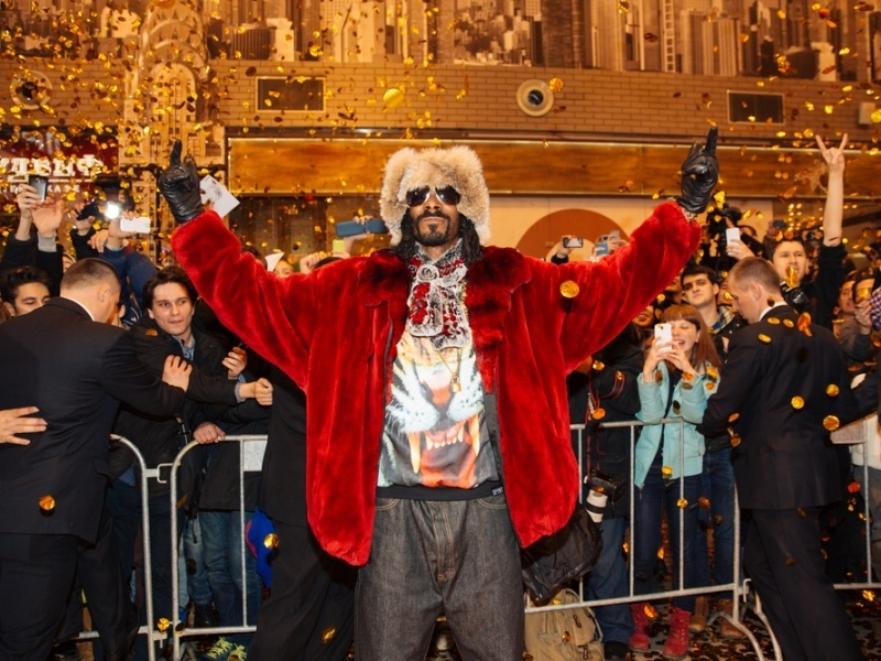 Snoop Dogg wants to be the new Twitter CEO