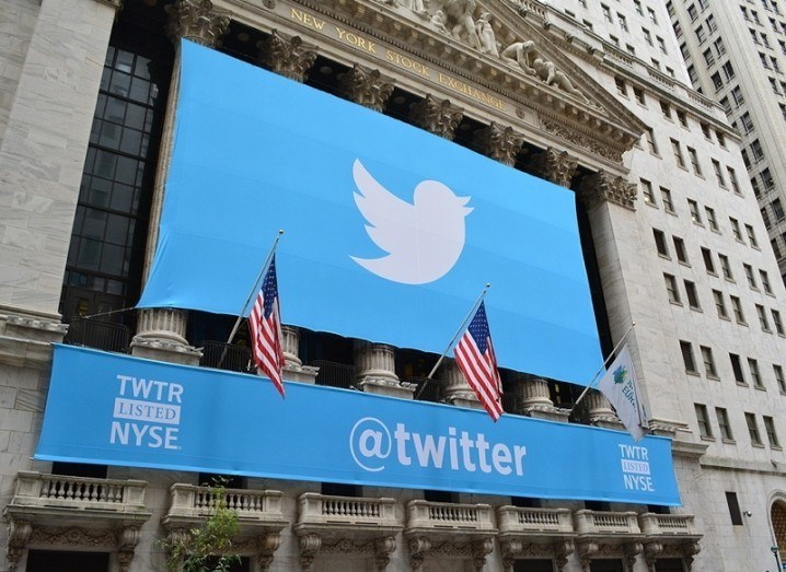 Tech business news: Twitter