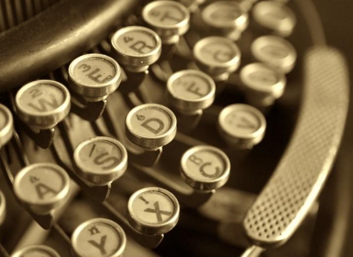 typewriter-shutterstock