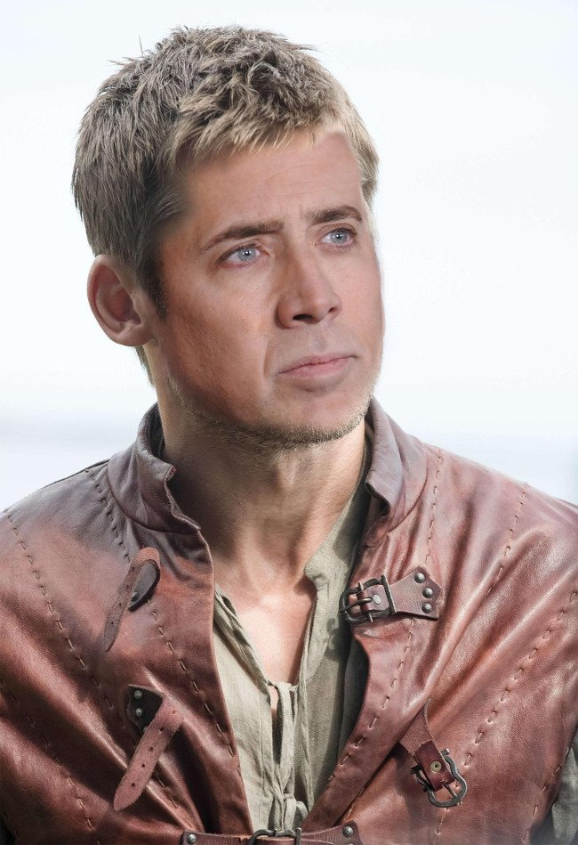 Nicolas Cage as Jaime Lannister, Game of Thrones
