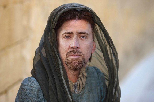 Nicolas Cage as Catelyn Stark, Game of Thrones cast