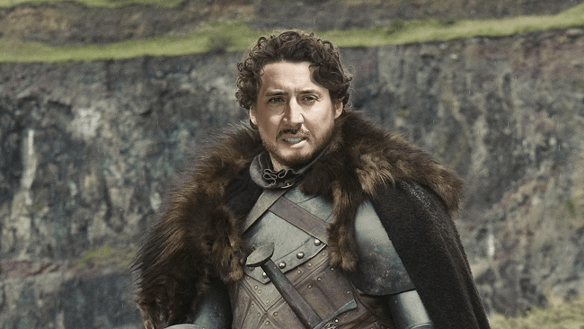 Nicolas Cage as Robb Stark, Game of Thrones cast
