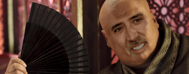 Nicolas Cage as Varys, Game of Thrones cast