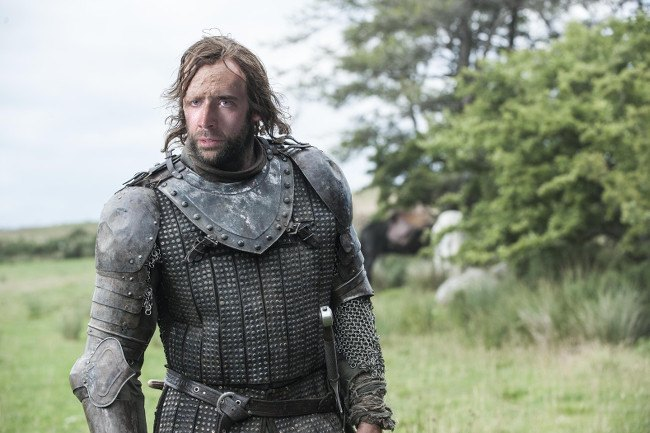 "Nicolas Cage as Sandor ""The Hound"" Clegane, Game of Thrones cast"