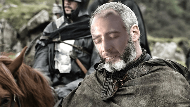 Nicolas Cage as Davos Seaworth, Game of Thrones cast