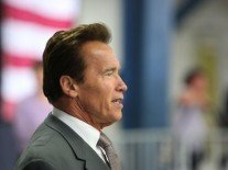 Arnold Schwarzenegger: Climate change not science fiction