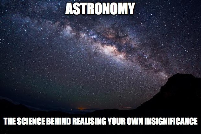 funny astronomy memes