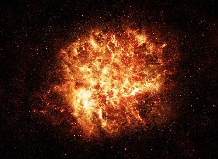 Big Rip in universe