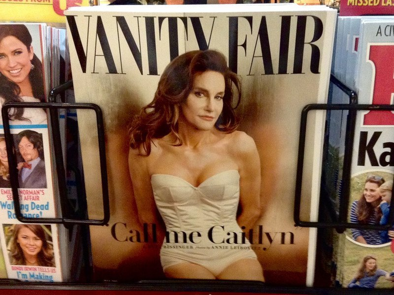 Caitlyn Jenner, not Bruce, insist Siri and Google Now