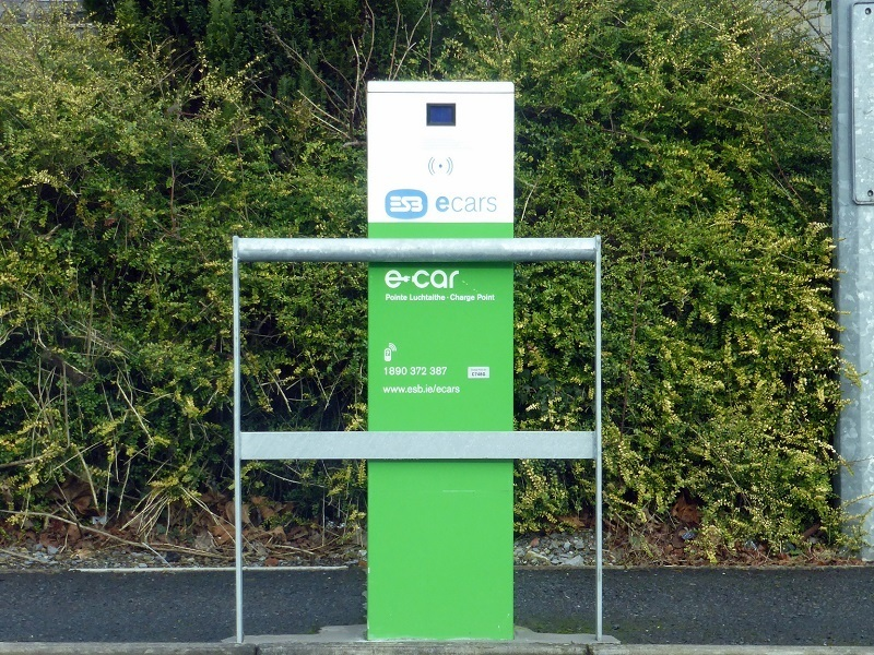 All EV charging points in Ireland now under ESB's control