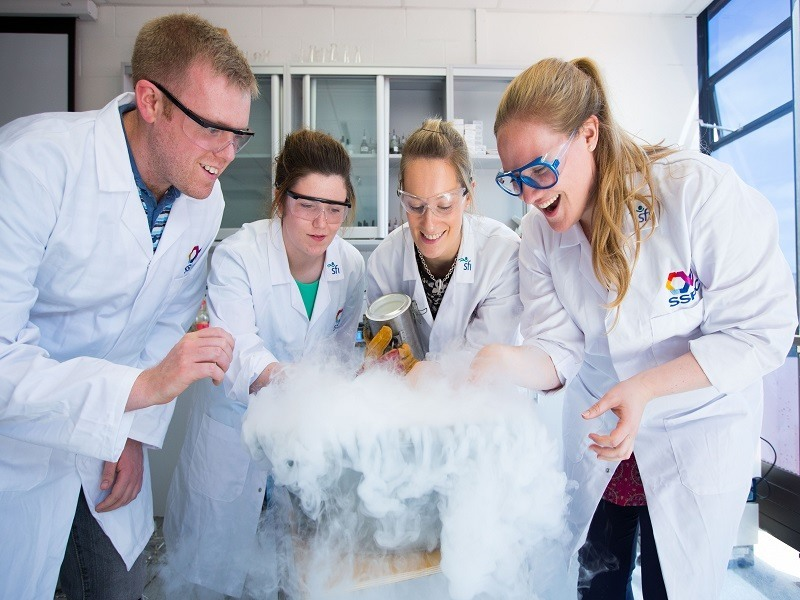 Ireland 16th most-advanced country in science — SFI Annual Report 2014 (video)