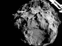 Philae finds building blocks for life in its cold, comet grave