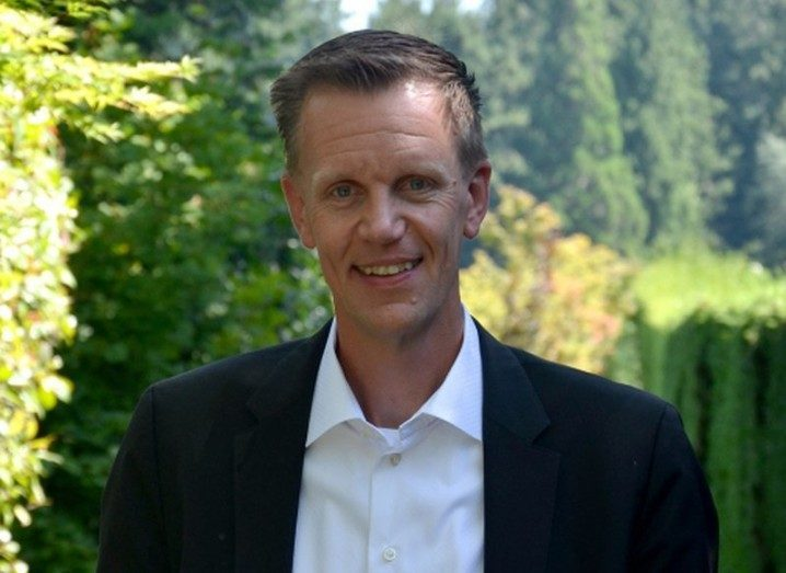 Thomas Hansen - global vice president of sales & channel