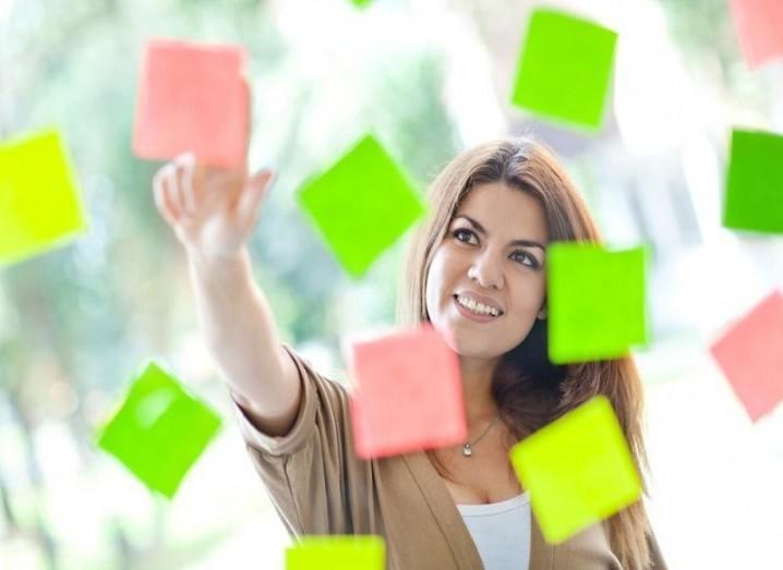Female entrepreneurs report