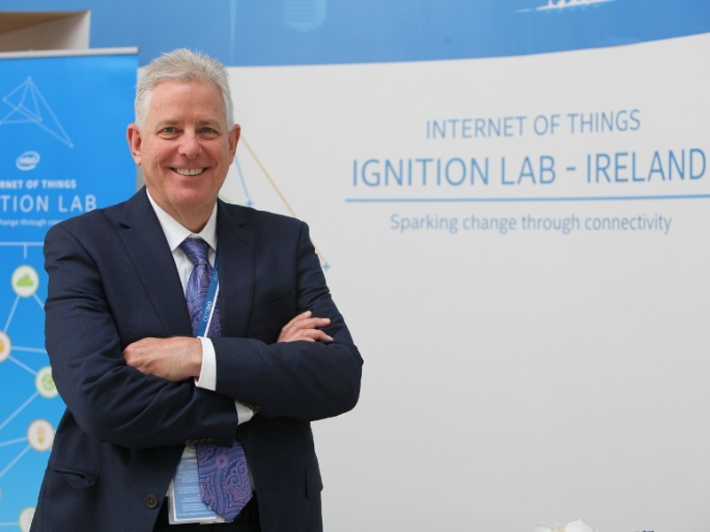 Intel's Frank Jones: Moore's Law will guide the internet of things revolution (video)