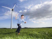 25pc of Irish energy demand met by wind in first half of 2015
