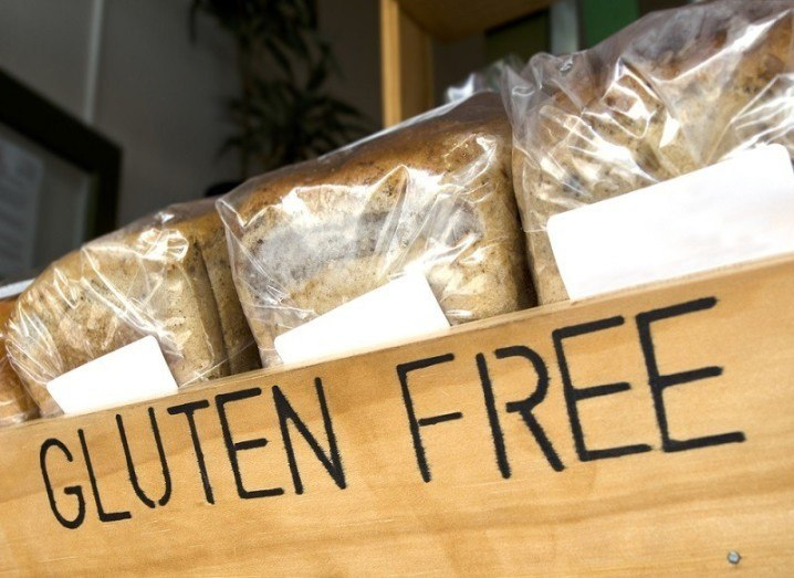 Gluten intolerance bread
