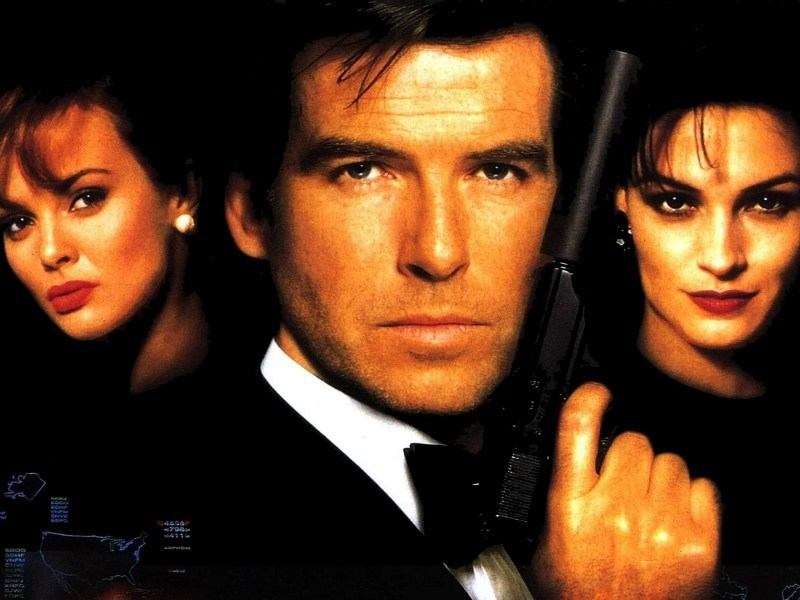 Uncompressed GoldenEye 007 soundtrack posted online, sounds incredible