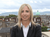 Data commissioner Helen Dixon: Ireland is doubling down on privacy challenge (video)