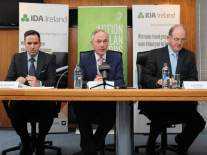 Broadband will be key to regional jobs growth, says IDA Ireland CEO (video)