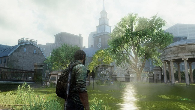 Screenshot from The Last of Us