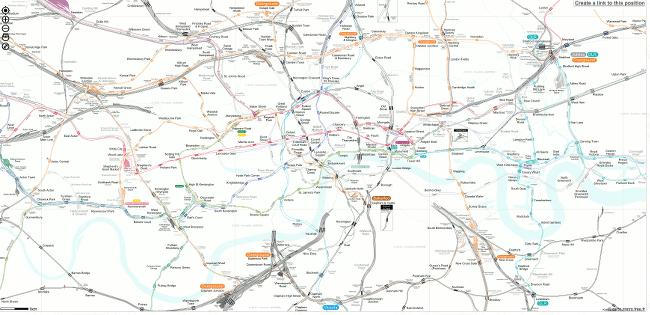 10 cool maps