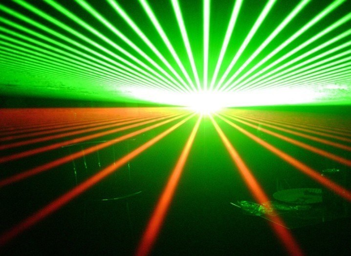 Most powerful laser Japan