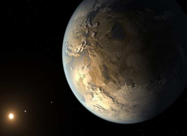 NASA announcement Kepler mission