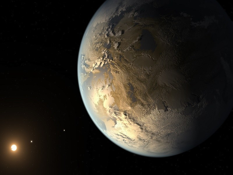 NASA announcement expected to reveal another Earth-like planet