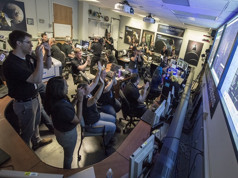 'We've inspired a whole new generation of explorers' – Pluto flyby a success