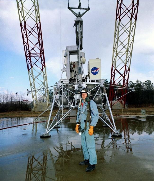 Apollo 11 photos Neil Armstrong lunar lander
