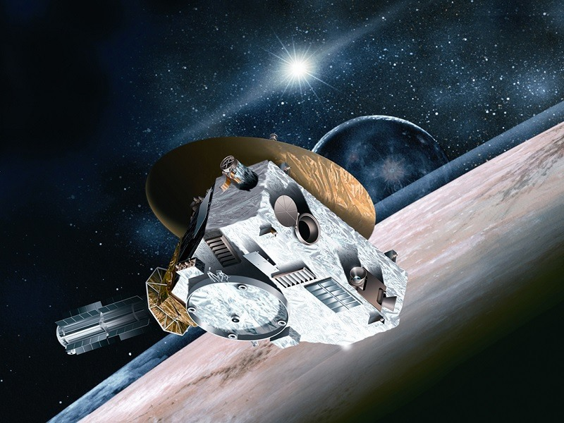 New Horizons' latest snaps show Pluto and Charon are geological treasure troves