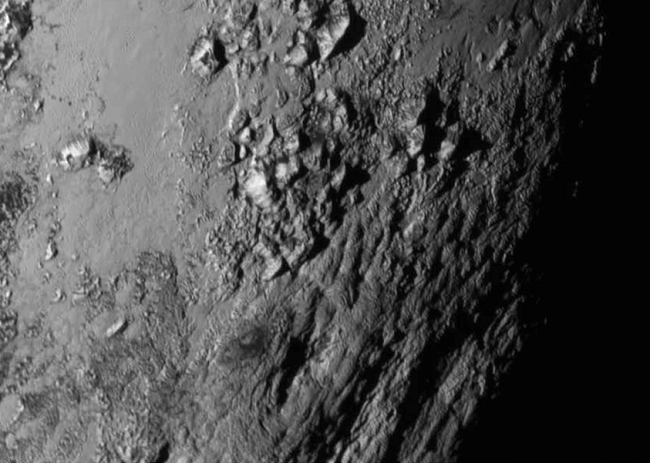 New Pluto photos surface