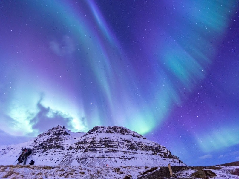 1m times brighter than the northern lights, a distant aurora has caught our gaze